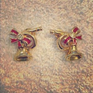 Vintage Avon Holiday Earrings